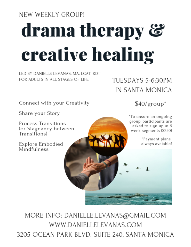 Drama Therapy & Creative Healing Group